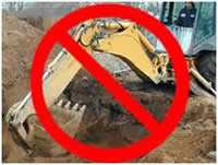 Say No To The Backhoe #2